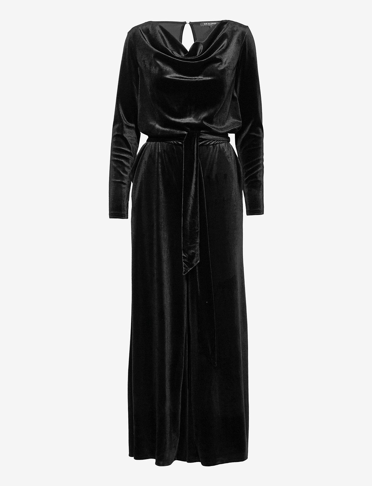 Ilse Jacobsen - JUMPSUIT - avondjurken - black - 0