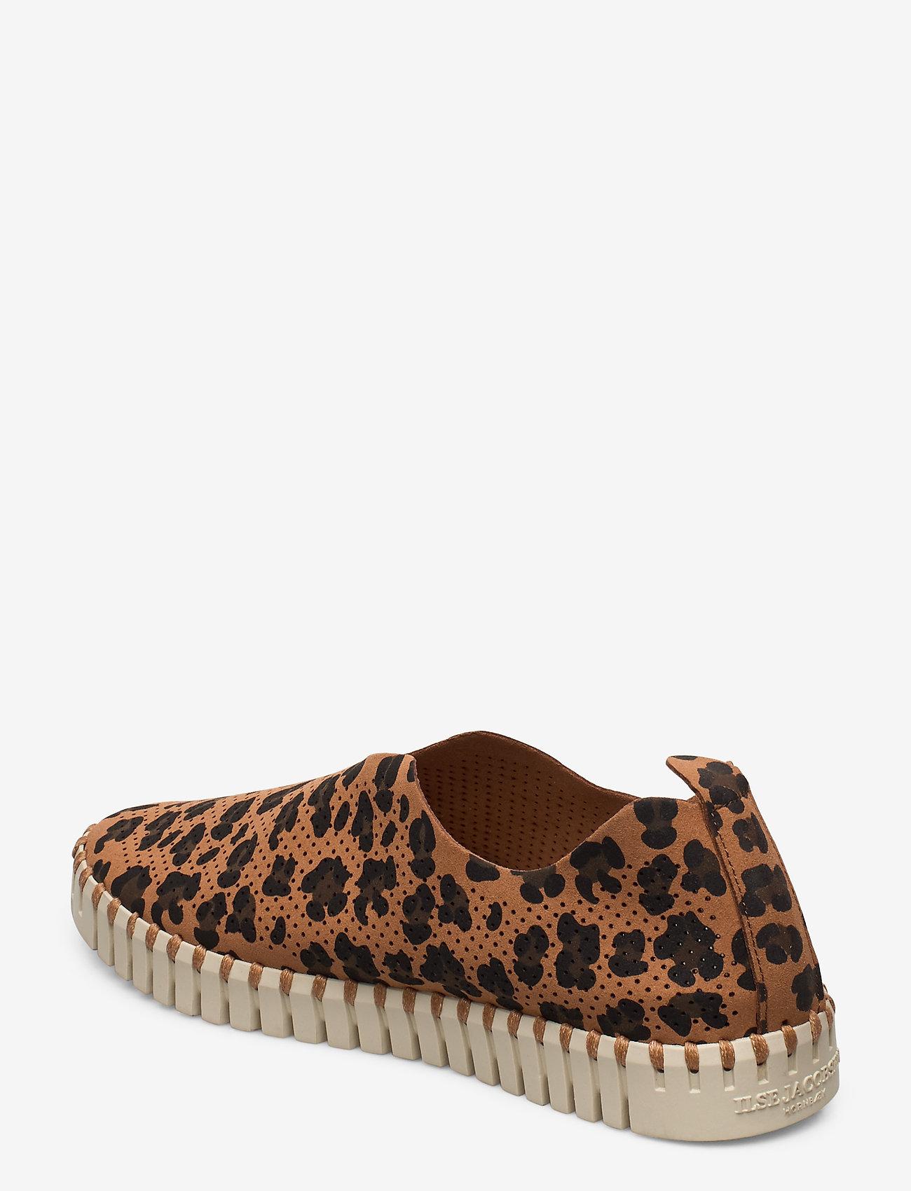 Ilse Jacobsen - Flats - slip-on sneakers - chestnut - 1