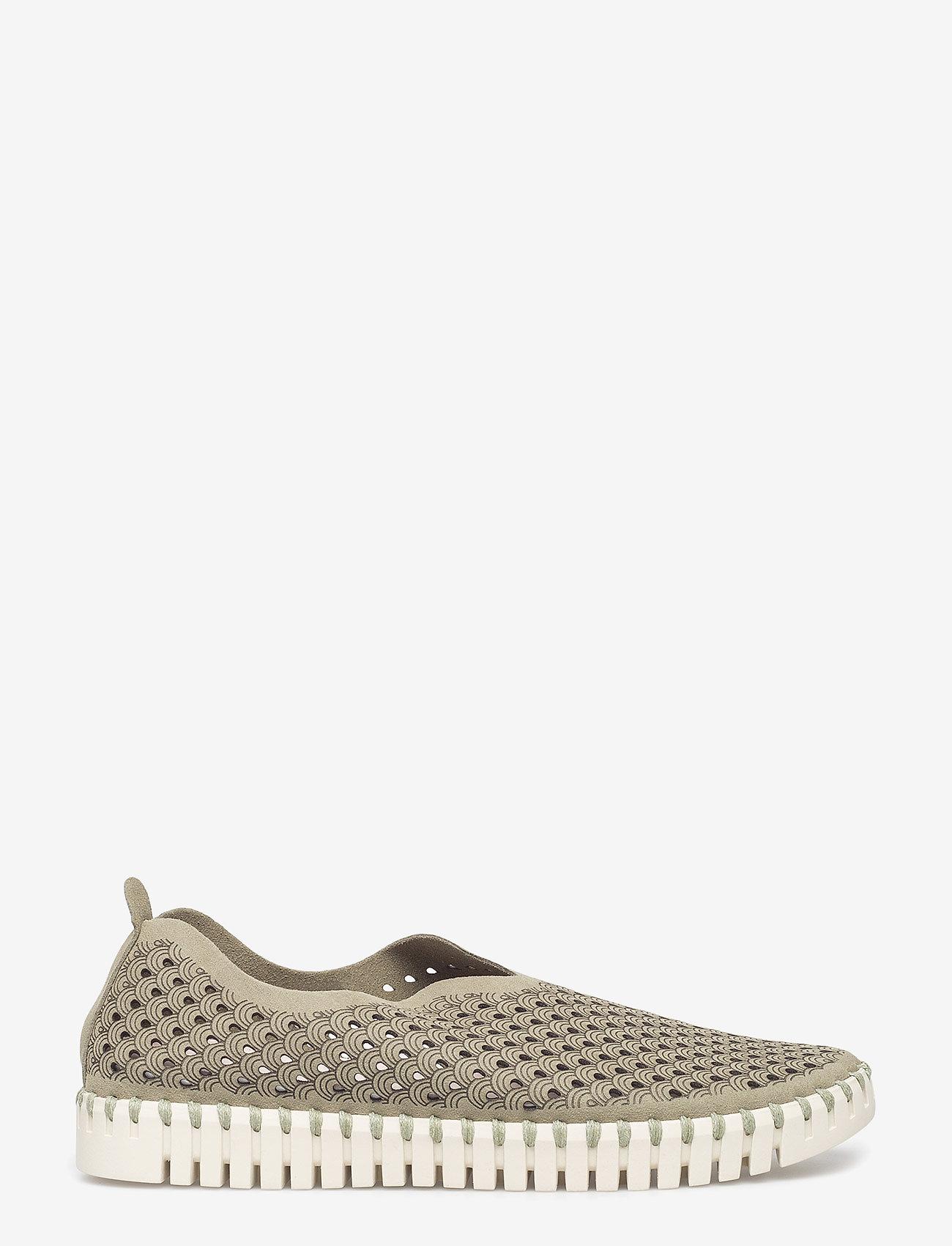 Ilse Jacobsen - Flats - slip-on sneakers - 463 laurel green - 1