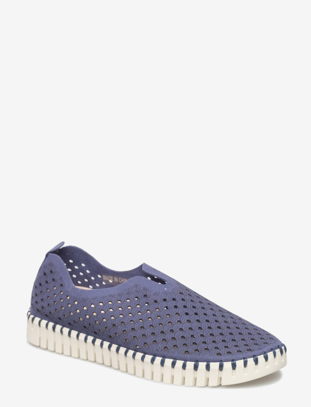 Ilse Jacobsen - Flats - slip-on sneakers - 600 navy - 0