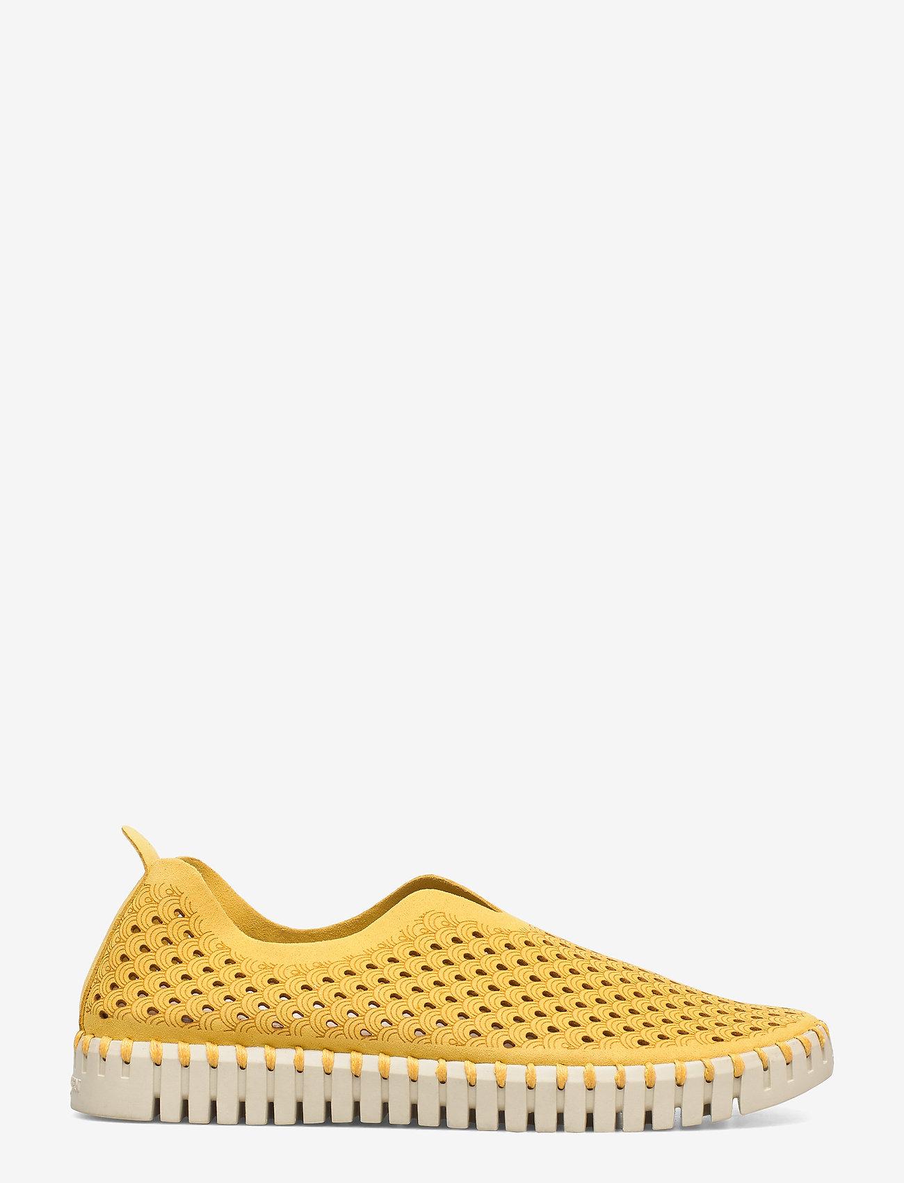 Ilse Jacobsen - Flats - slip-on sneakers - golden rod - 1