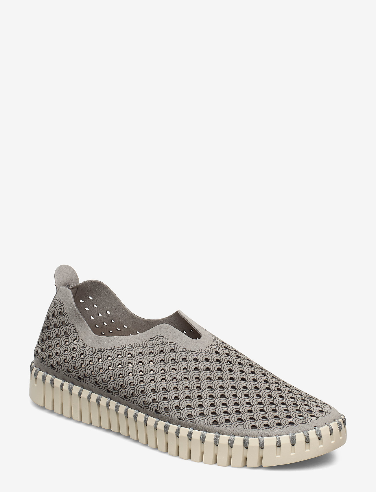 Ilse Jacobsen - Flats - slip-on sneakers - grey - 0