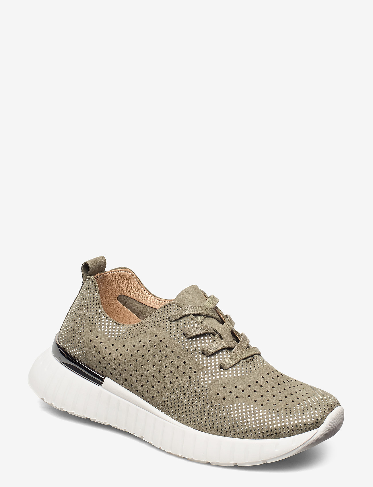 Ilse Jacobsen - SNEAKERS - baskets basses - army - 0