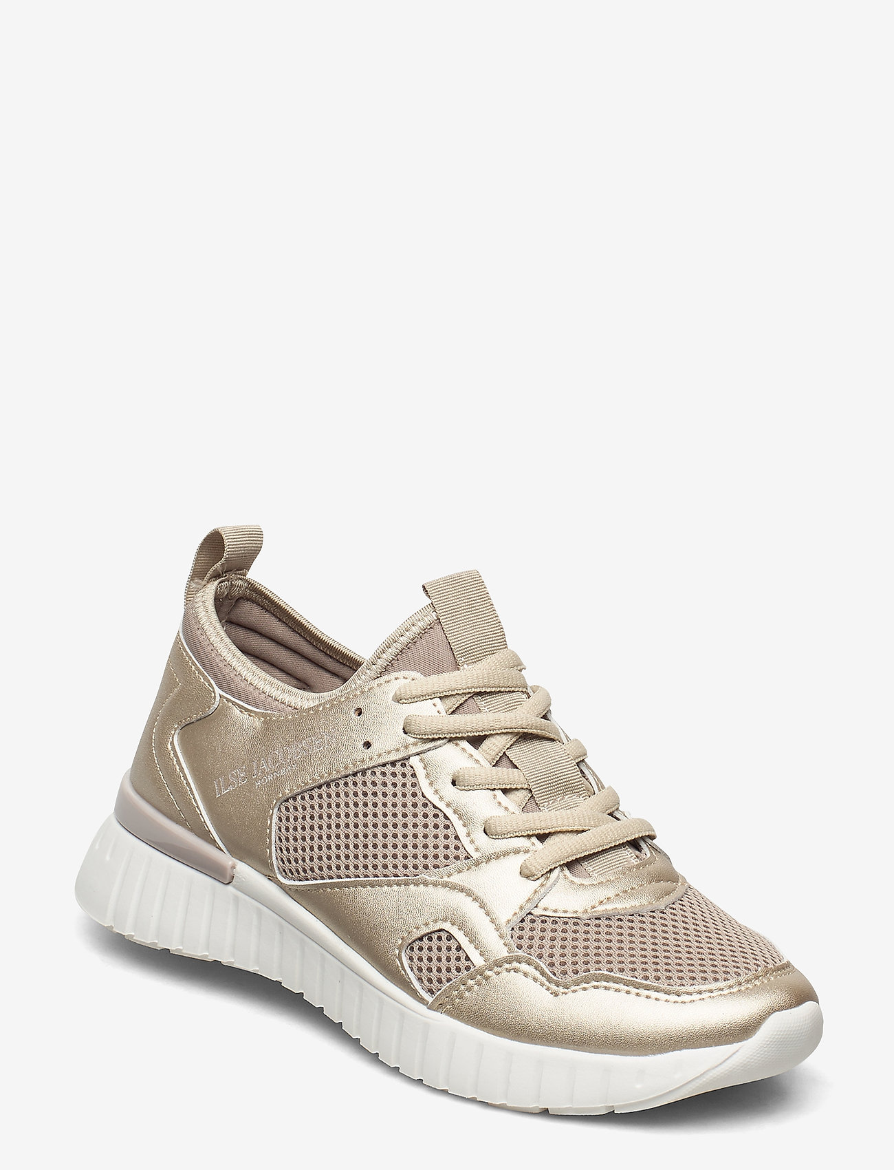 Ilse Jacobsen - SNEAKERS - baskets basses - platin - 0