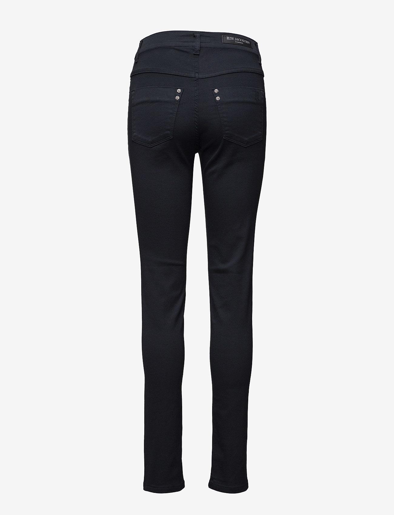 Ilse Jacobsen - TROUSERS - broeken med skinny fit - dark indigo - 1