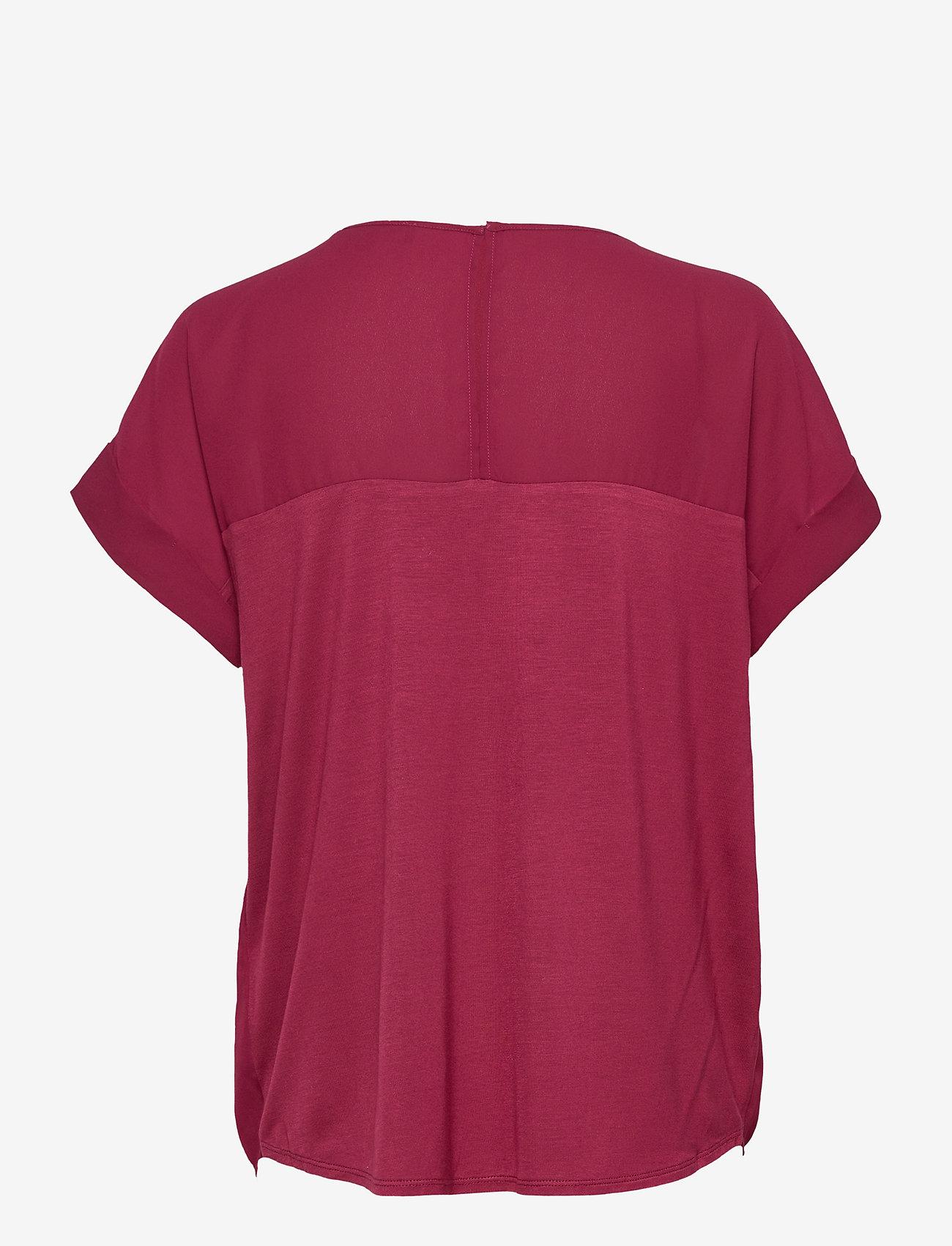 Ilse Jacobsen - BLOUSE - blouses à manches courtes - currents - 1