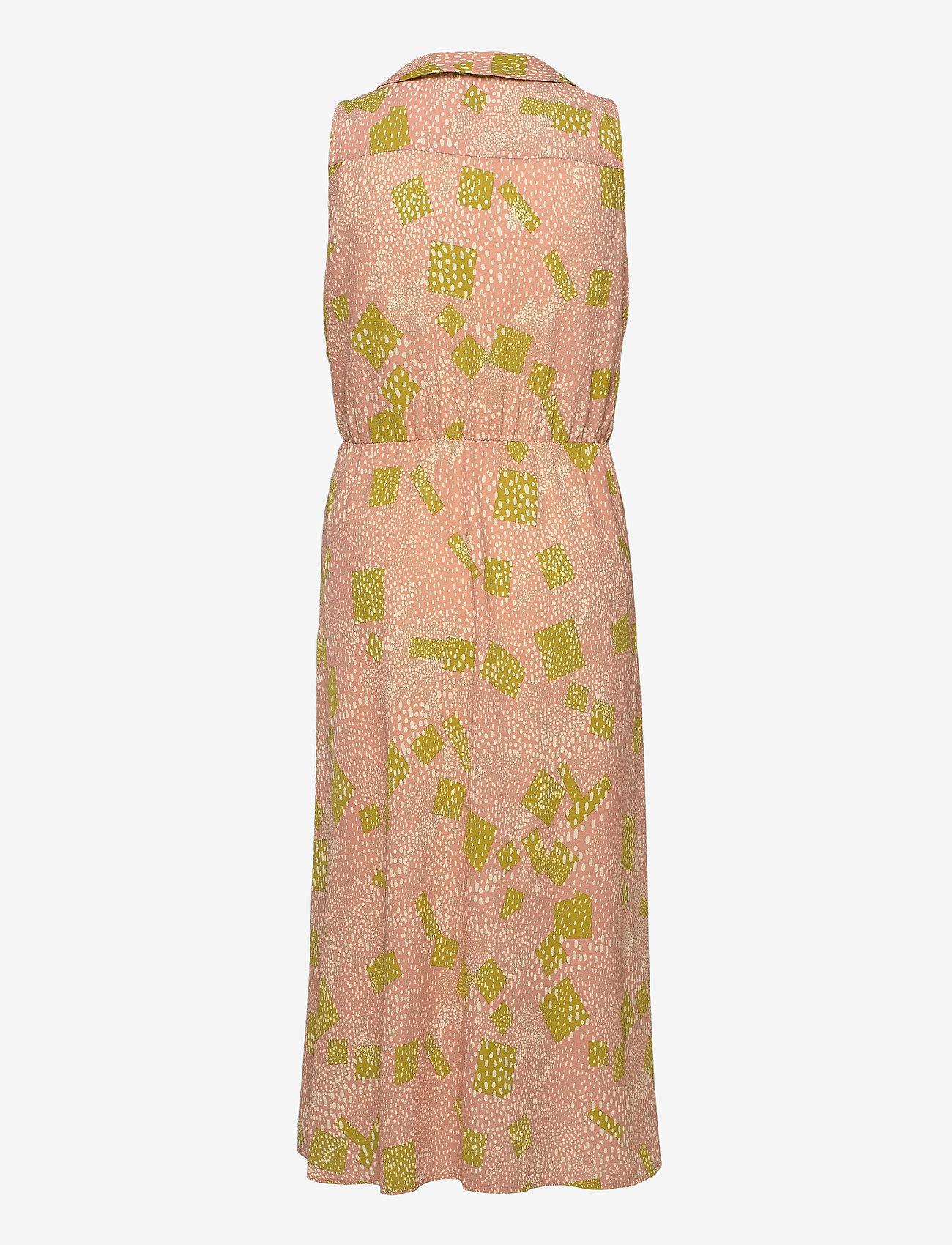 Ilse Jacobsen - Dress - sommerkjoler - pale blush - 1