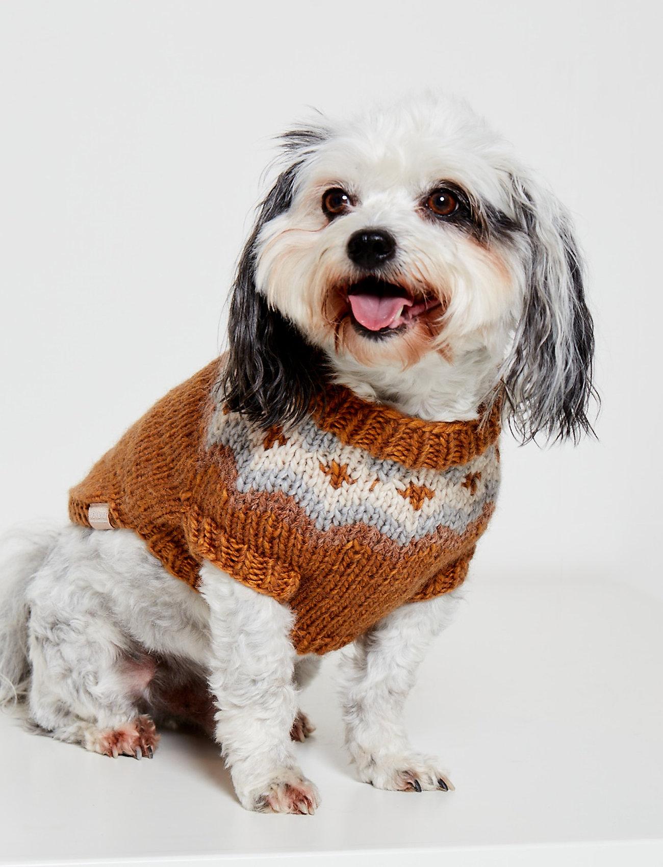 Ilse Jacobsen - Dog Knit - accessoires pour chiens - rust - 0