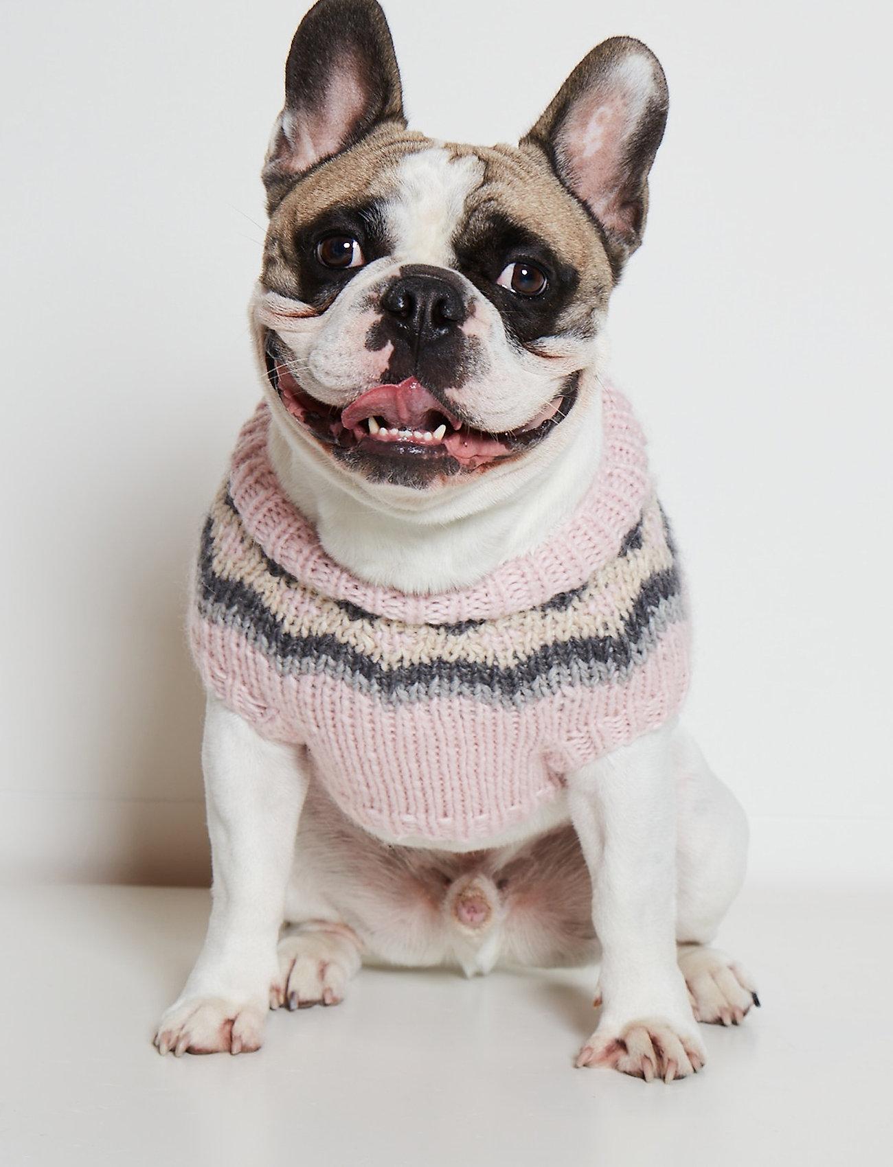 Ilse Jacobsen - Dog Knit - wild rose - 0