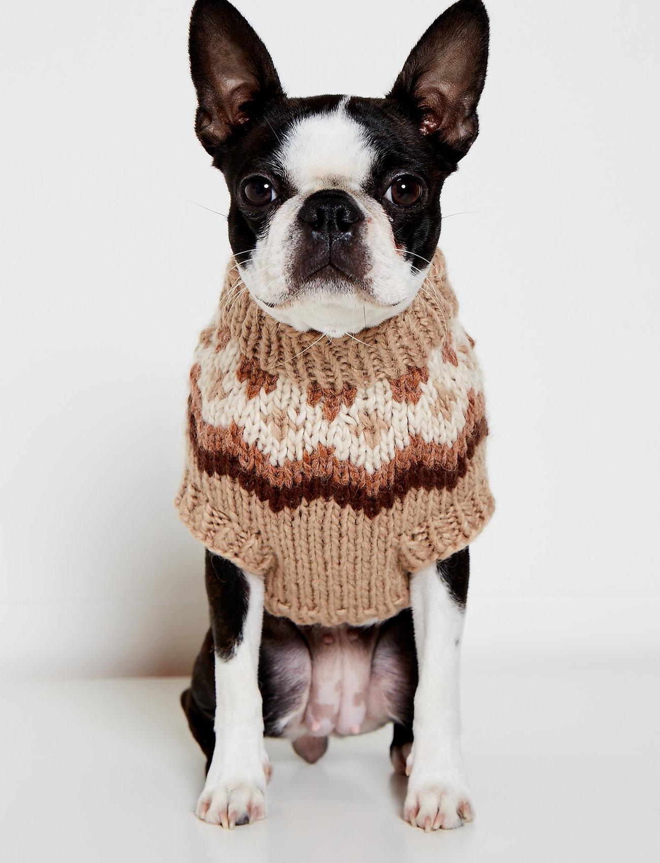 Ilse Jacobsen - Dog Knit - accessoires pour chiens - natural - 0