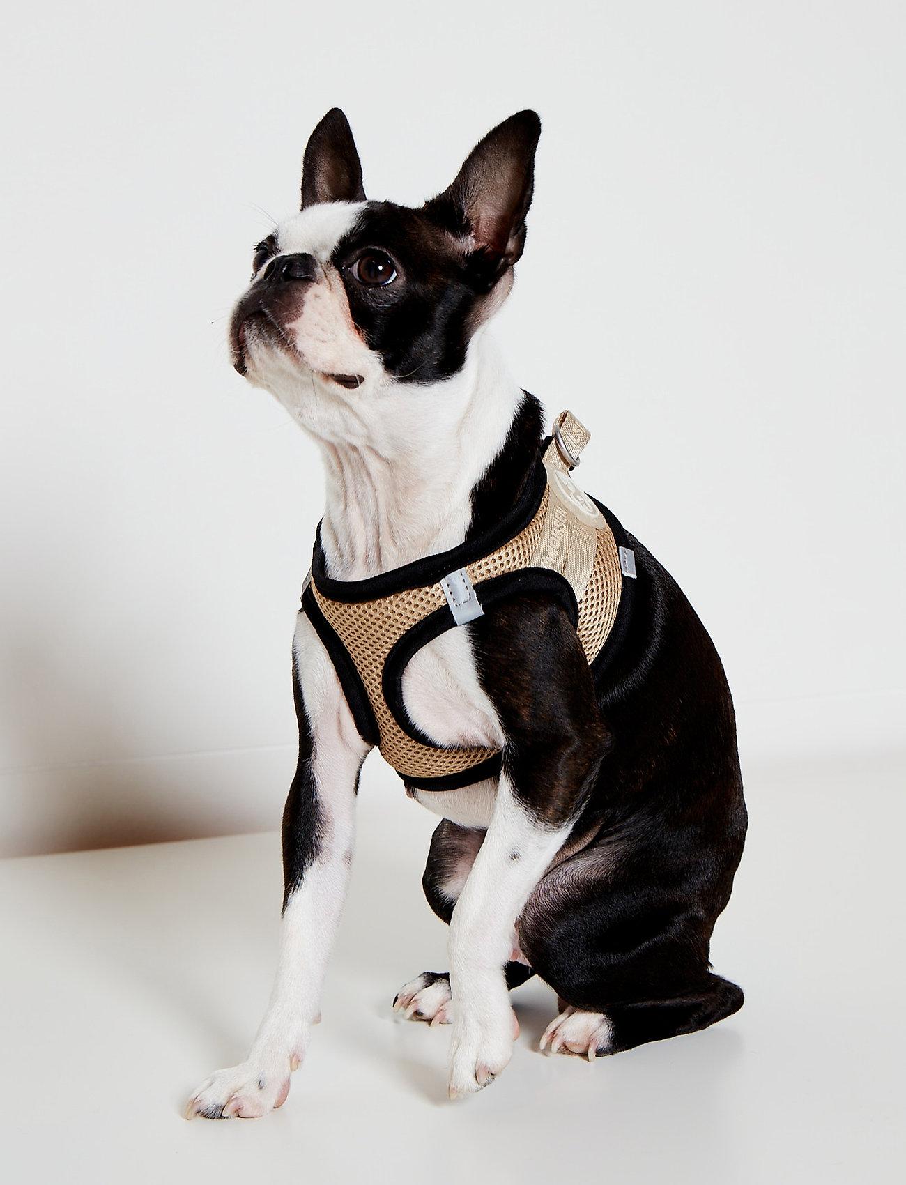 Ilse Jacobsen - Dog Harness - hundetilbehør - platin black - 0