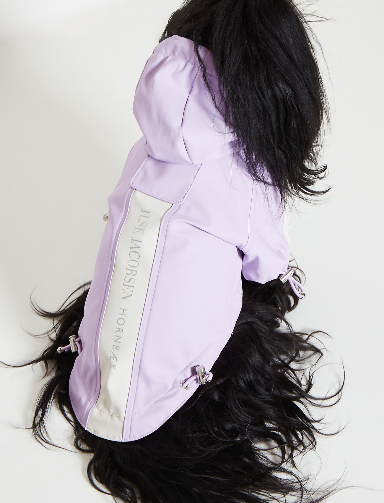 Ilse Jacobsen - Dog Rain Cover - accessoires pour chiens - bloom - 0