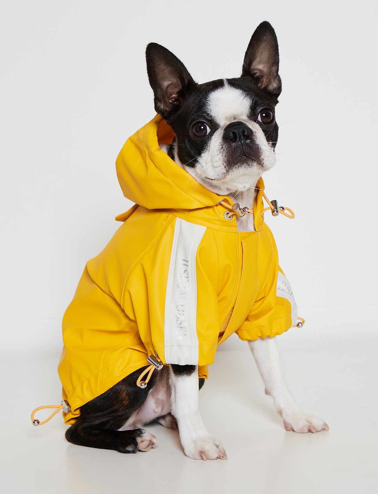 Ilse Jacobsen - Dog Rain Cover - dog accessories - cyber yellow - 0