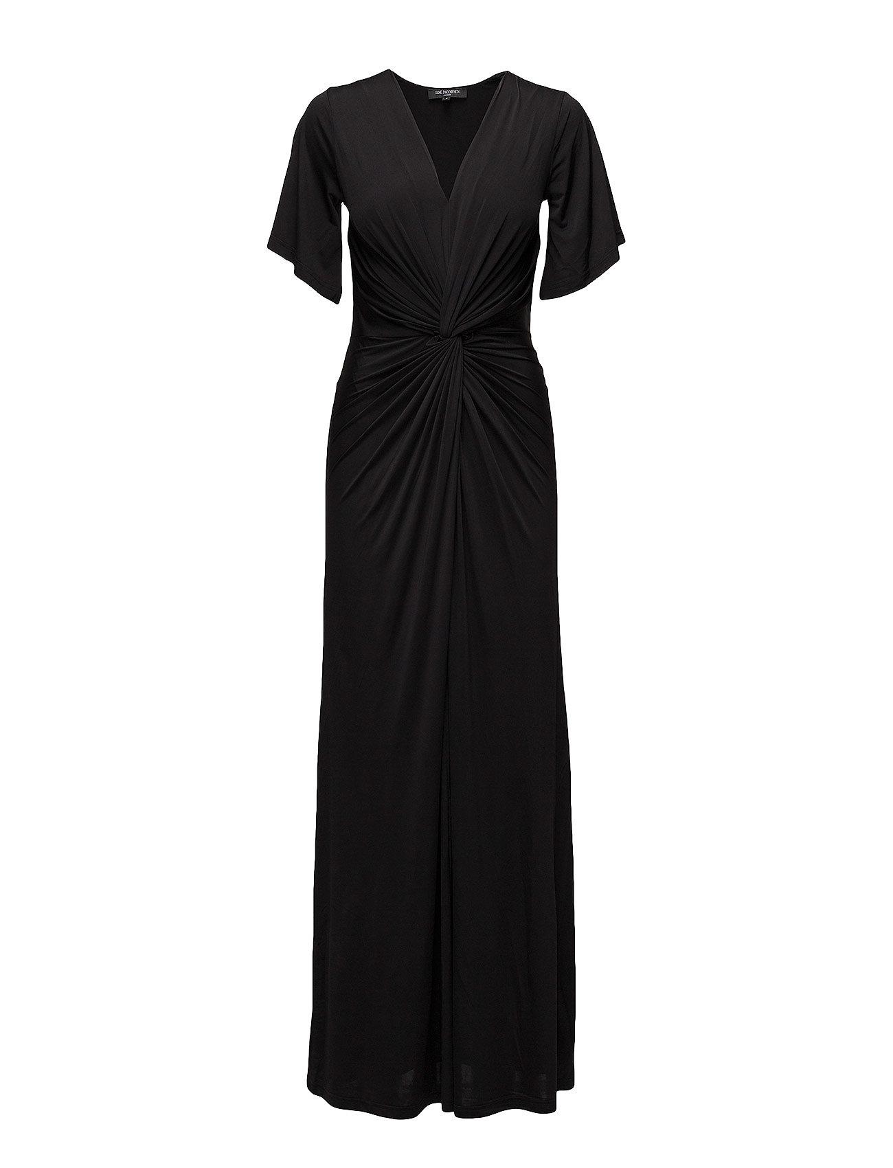 8017860d6997 Long Dress (Black) (625 kr) - Ilse Jacobsen -