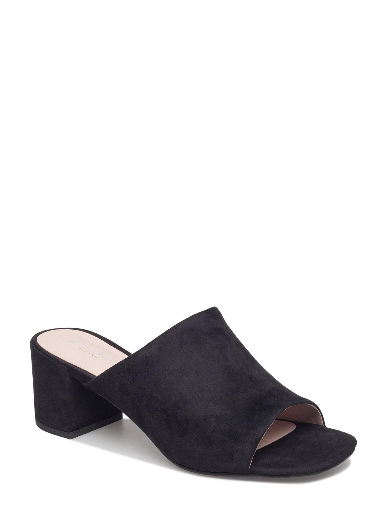 0158dfc7863 Sort Ilse Jacobsen Pumps højhælede sandaler for dame - Pashion.dk