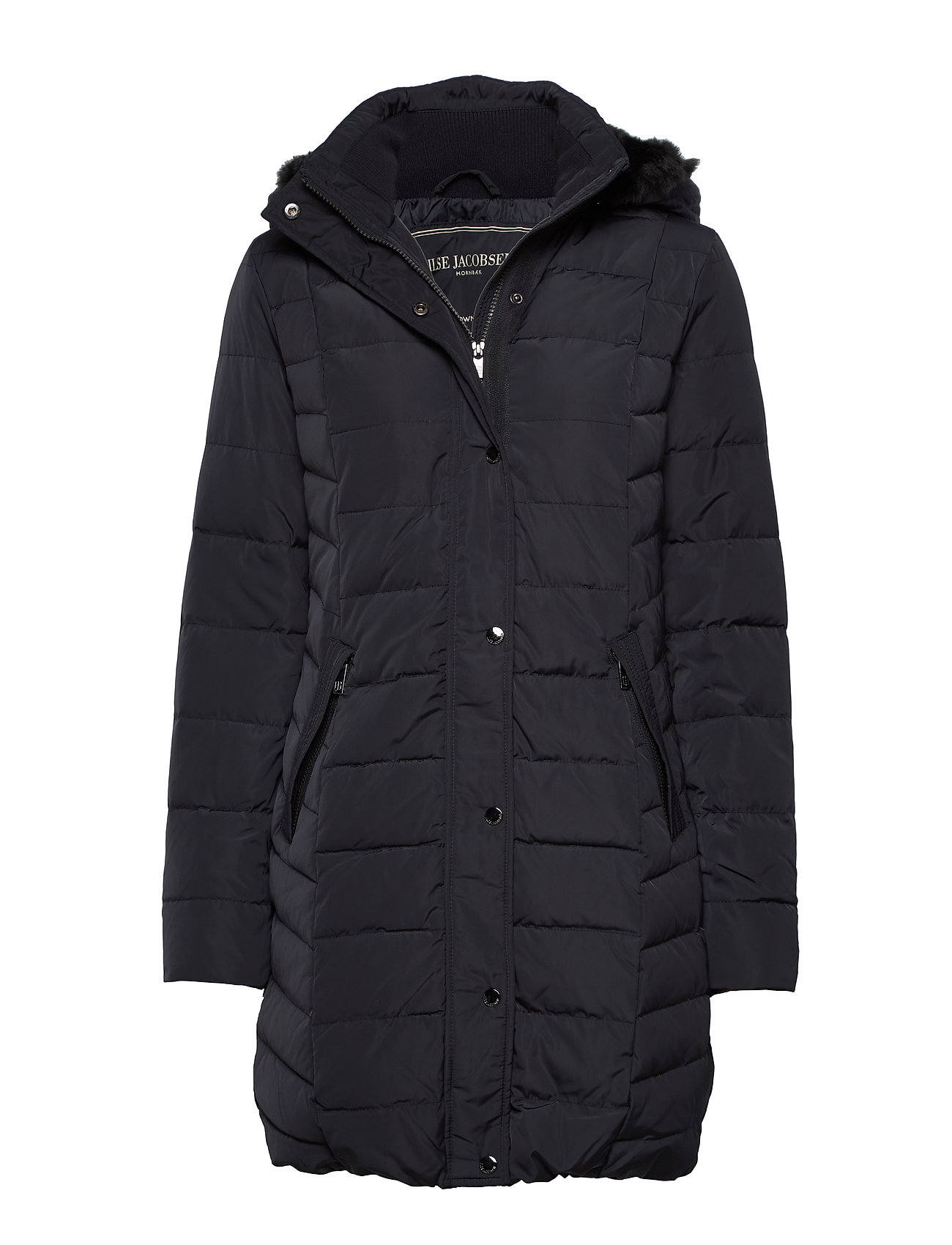 Ilse Jacobsen DOWN COAT - DARK INDIGO