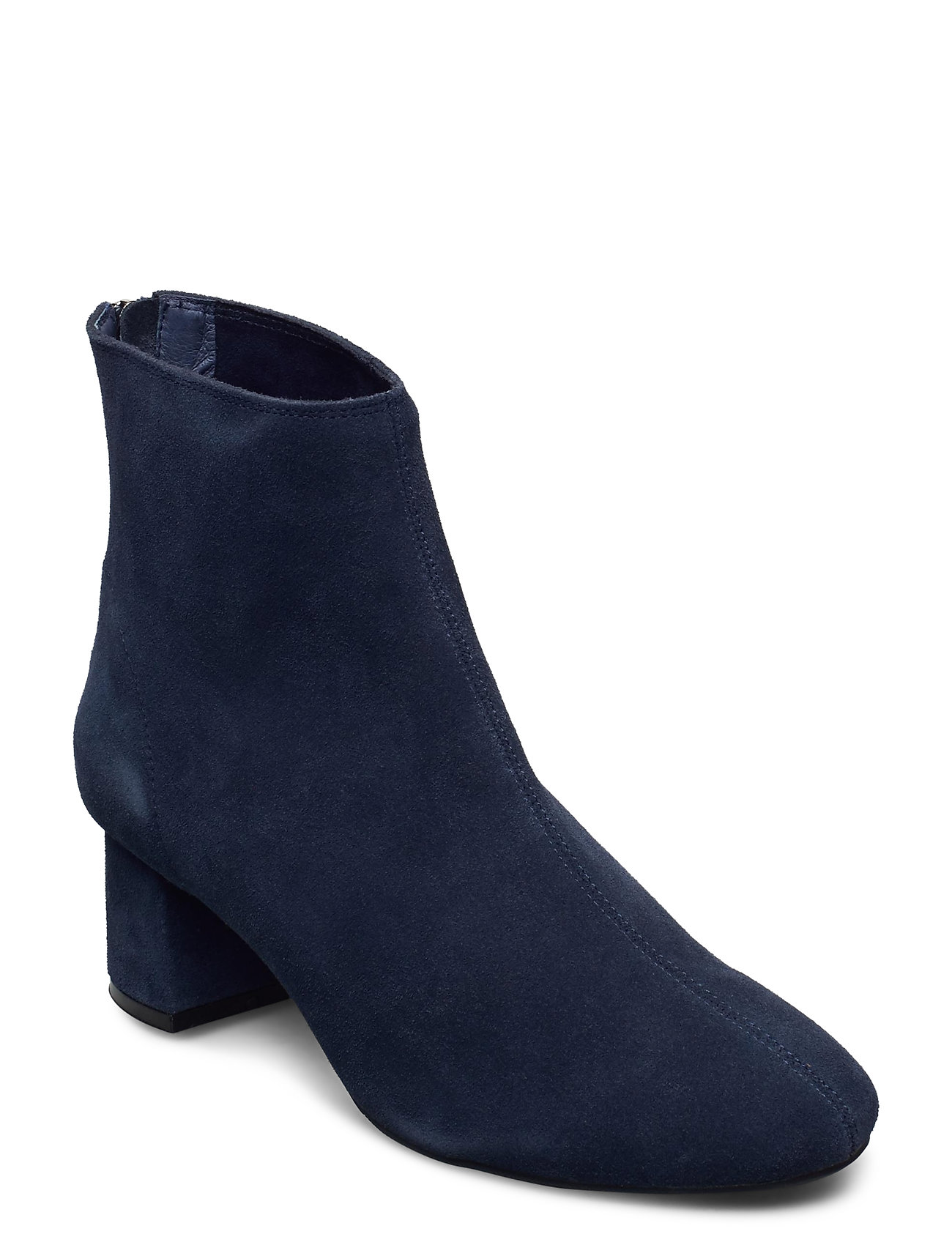 Image of High Heel Ankle Boot Shoes Boots Ankle Boots Ankle Boot - Heel Blå Ilse Jacobsen (3461043891)