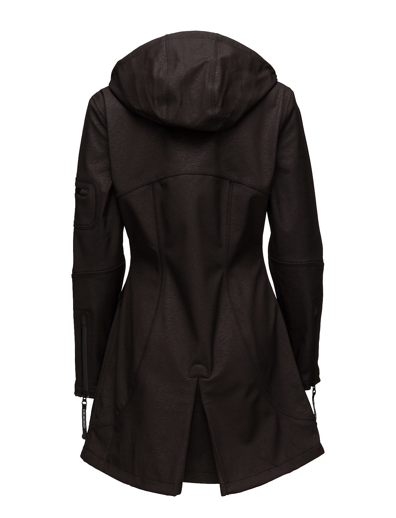 Hip Softshell RaincoatblackIlse Jacobsen length rstdQh