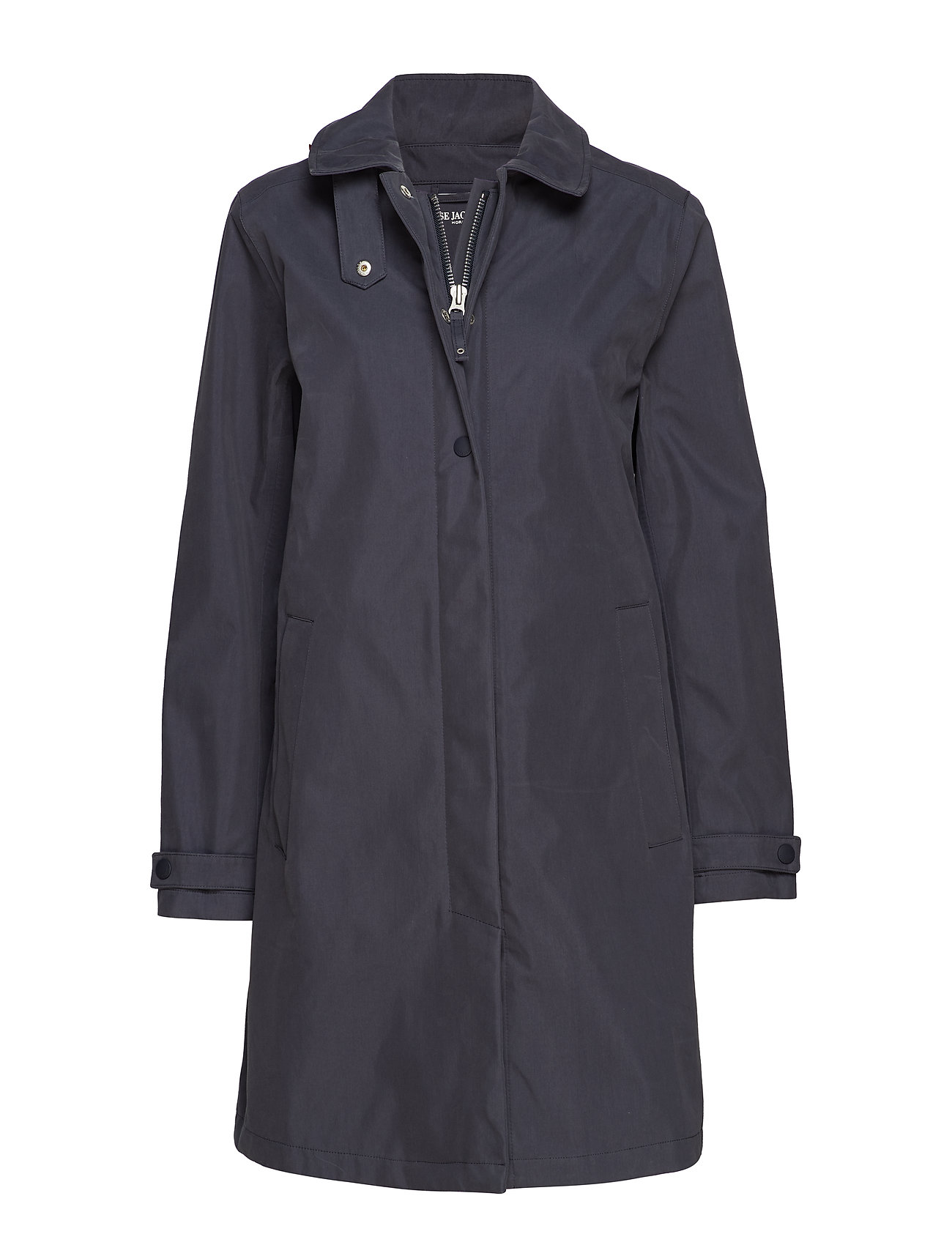 Ilse Jacobsen RAINCOAT - DARK INDIGO