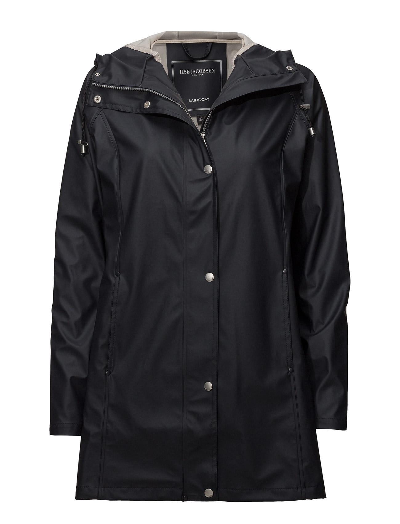 Ilse Jacobsen - Raincoat - manteaux de pluie - dark indigo - 0
