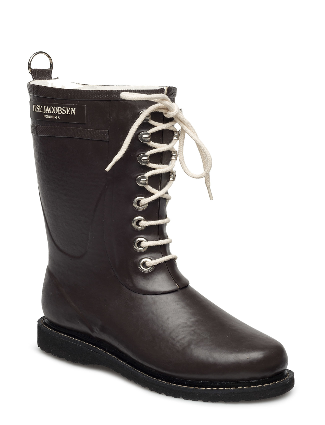Ilse Jacobsen 3/4 RUBBERBOOT - BROWN
