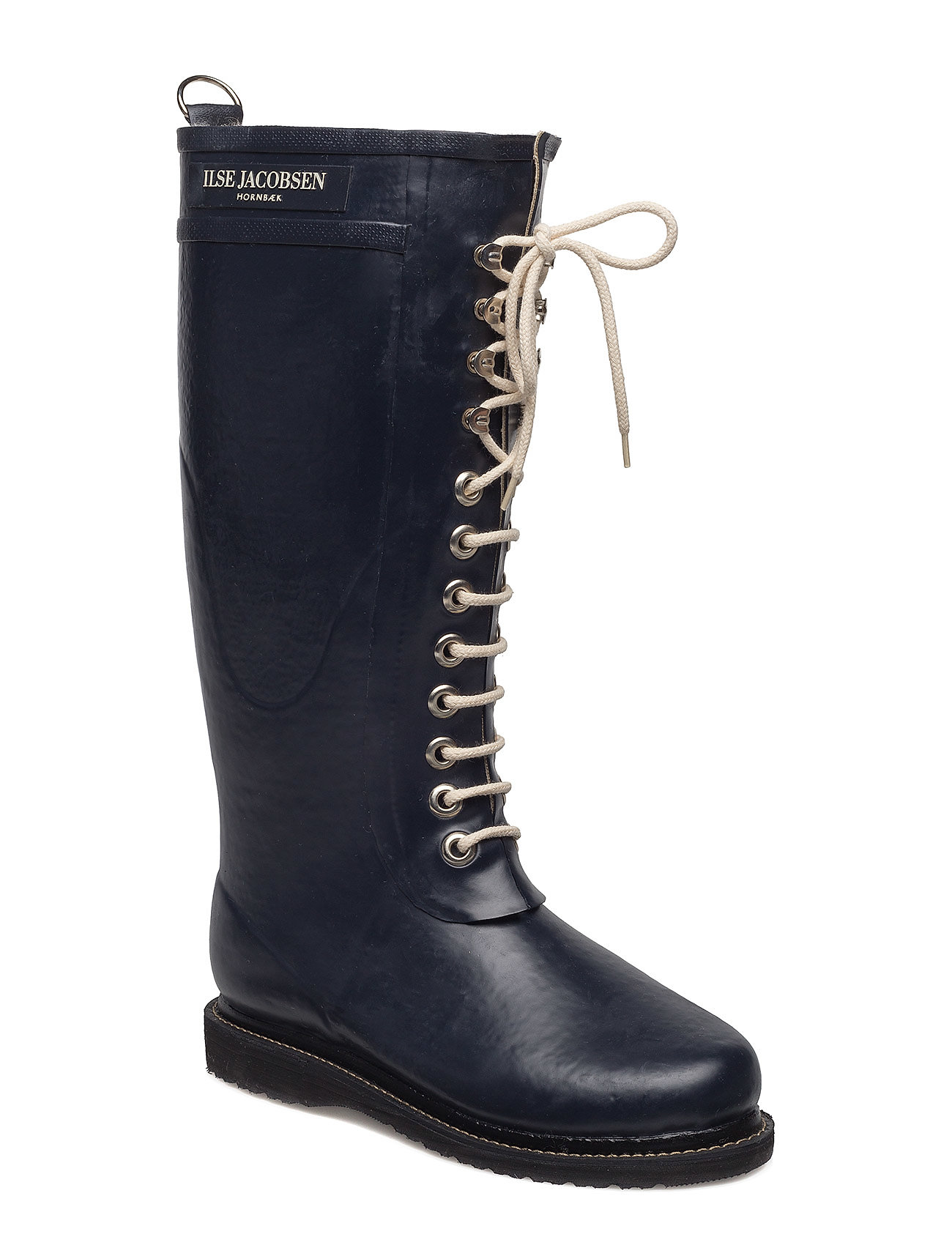 Ilse Jacobsen LONG RUBBERBOOT - DARK INDIGO