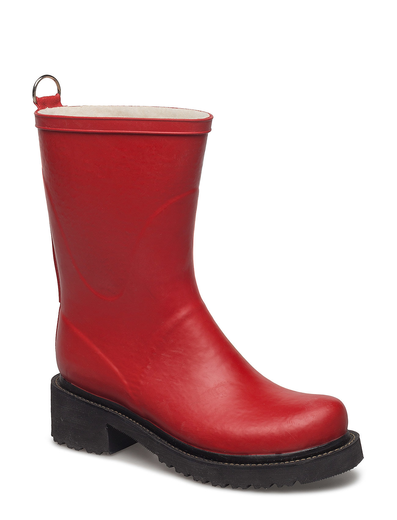 Ilse Jacobsen 3/4 RUBBER BOOT - 300 RED