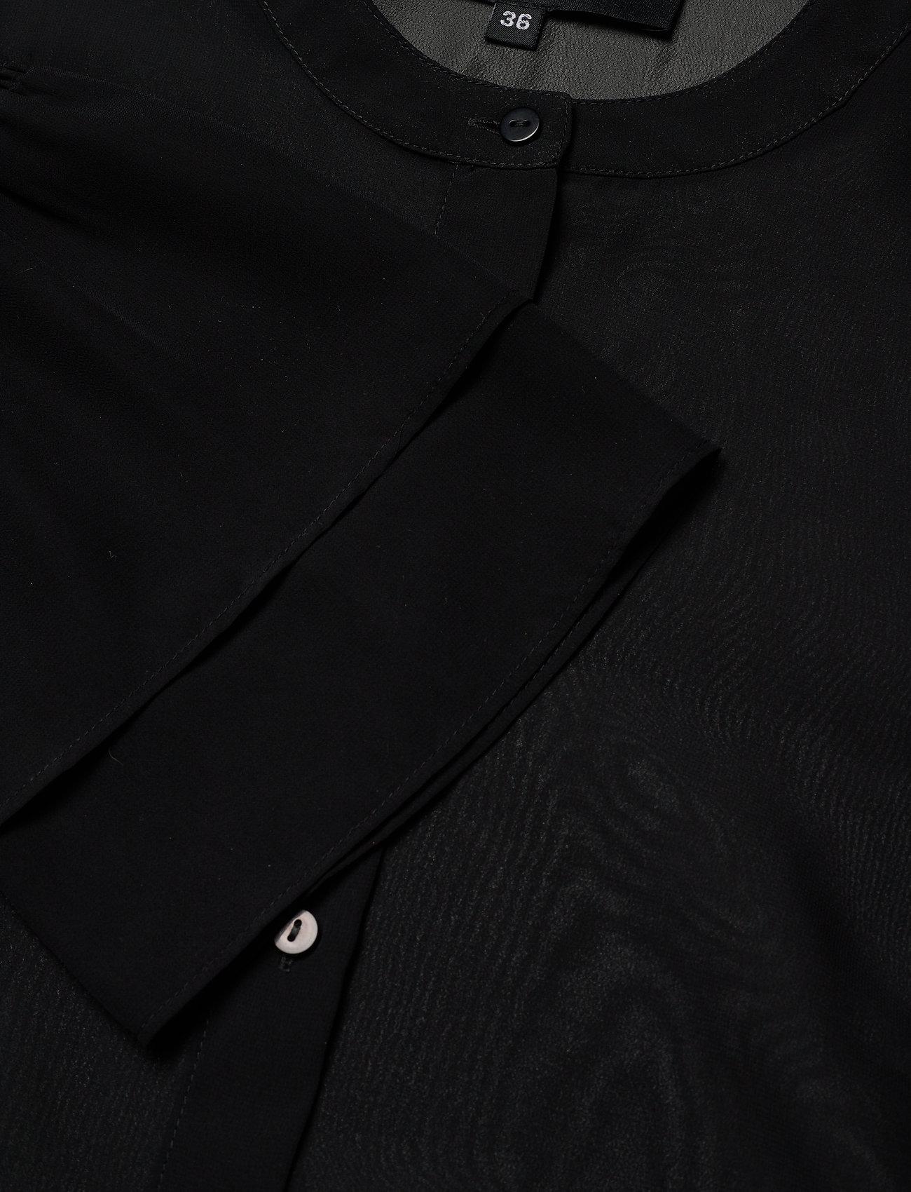 Ilse Jacobsen SHIRT - Bluzki & Koszule BLACK - Kobiety Odzież.