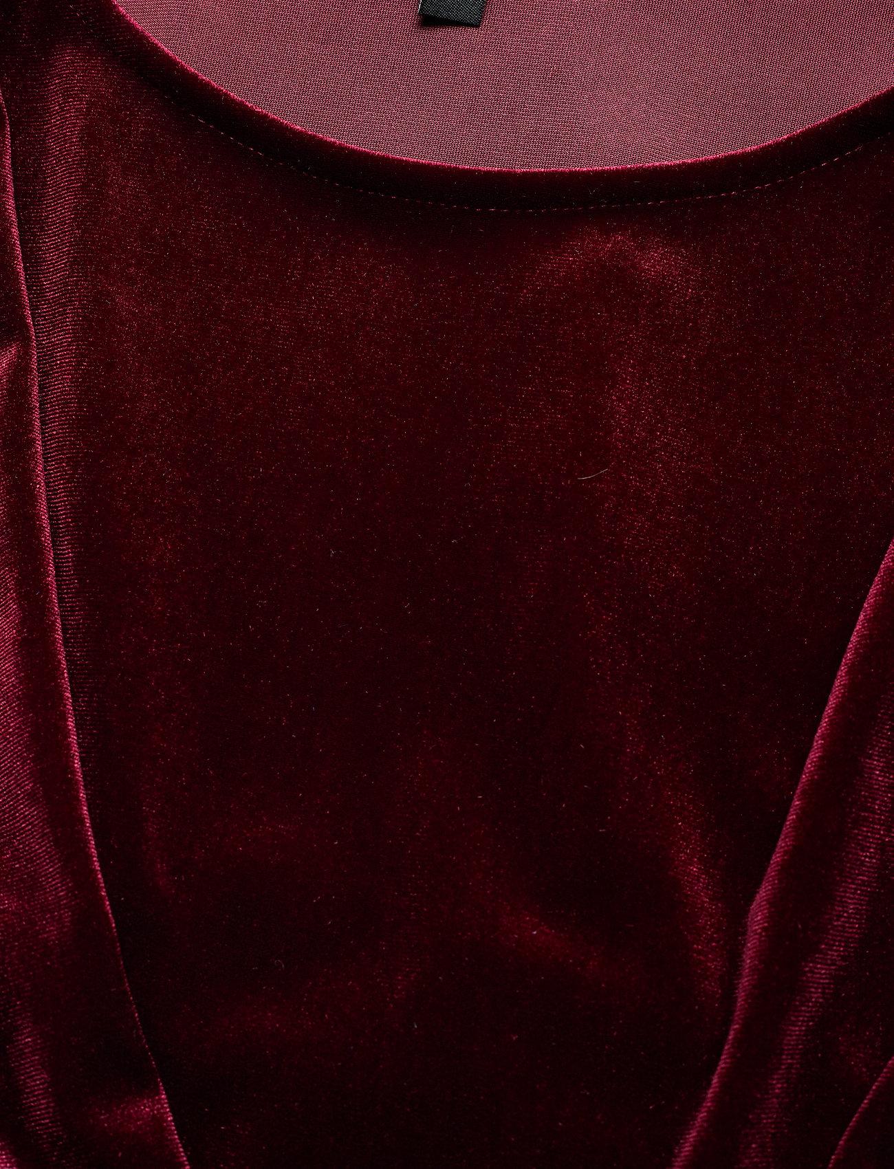 Ilse Jacobsen DRESS - Sukienki EGGPLANT - Kobiety Odzież.