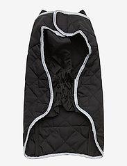 Ilse Jacobsen - Dog Quilt Coat - dog accessories - black - 3