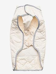 Ilse Jacobsen - Dog Quilt Coat - accessoires pour chiens - milk creme - 2