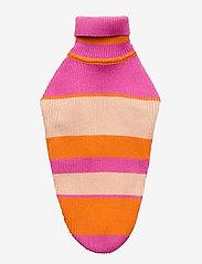 Ilse Jacobsen - Dog Knit - dog accessories - red orange - 2