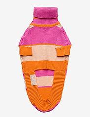 Ilse Jacobsen - Dog Knit - dog accessories - red orange - 3