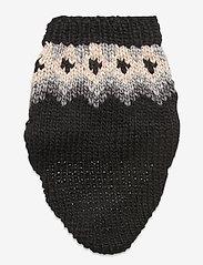 Ilse Jacobsen - Dog Knit - accessoires pour chiens - black - 2
