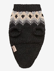 Ilse Jacobsen - Dog Knit - dog accessories - black - 3
