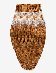 Ilse Jacobsen - Dog Knit - dog accessories - rust - 1