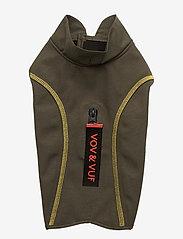 Ilse Jacobsen - Dog Rain Cover - accessoires pour chiens - army - 1