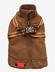 Ilse Jacobsen - Dog Rain Cover - dog accessories - walnut - 2