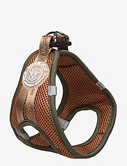 Ilse Jacobsen - Dog Harness - hundetilbehør - army copper - 1