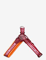 Ilse Jacobsen - Large Dog Harness - accessoires pour chiens - burnt henna red orange - 1