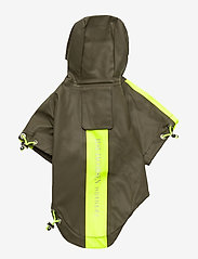 Ilse Jacobsen - Dog Rain Cover - dog accessories - army - 2