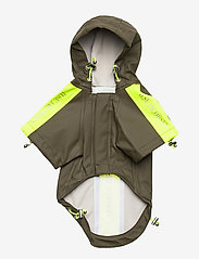 Ilse Jacobsen - Dog Rain Cover - dog accessories - army - 3