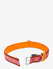 Ilse Jacobsen - Dog Collar - dog accessories - burnt henna - 2