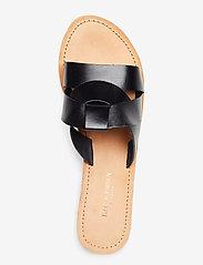 Ilse Jacobsen - SLIP-ON SANDALS - sandales - black - 3