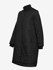 Ilse Jacobsen - Padded Quilt Coat - dynefrakke - black - 3