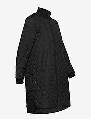 Ilse Jacobsen - Padded Quilt Coat - dynefrakke - black - 5