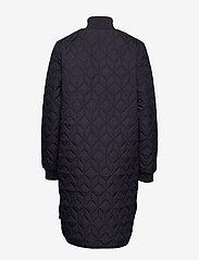Ilse Jacobsen - Padded Quilt Coat - dynefrakke - dark indigo - 2