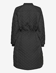 Ilse Jacobsen - Padded Quilt Coat - dynefrakke - black - 1