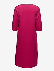 Ilse Jacobsen - DRESS - midiklänningar - 317 warm pink - 1