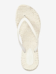 Ilse Jacobsen - FLIPFLOP WITH GLITTER - teenslippers - creme - 2
